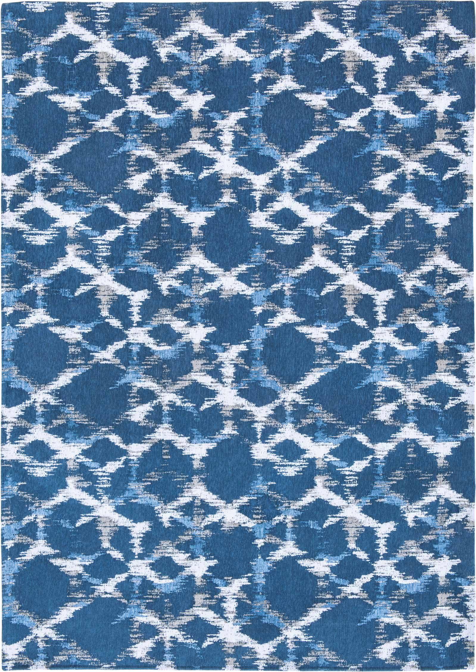 Louis De Poortere alfombras Villa Nova LX 8750 Sudare Indigo