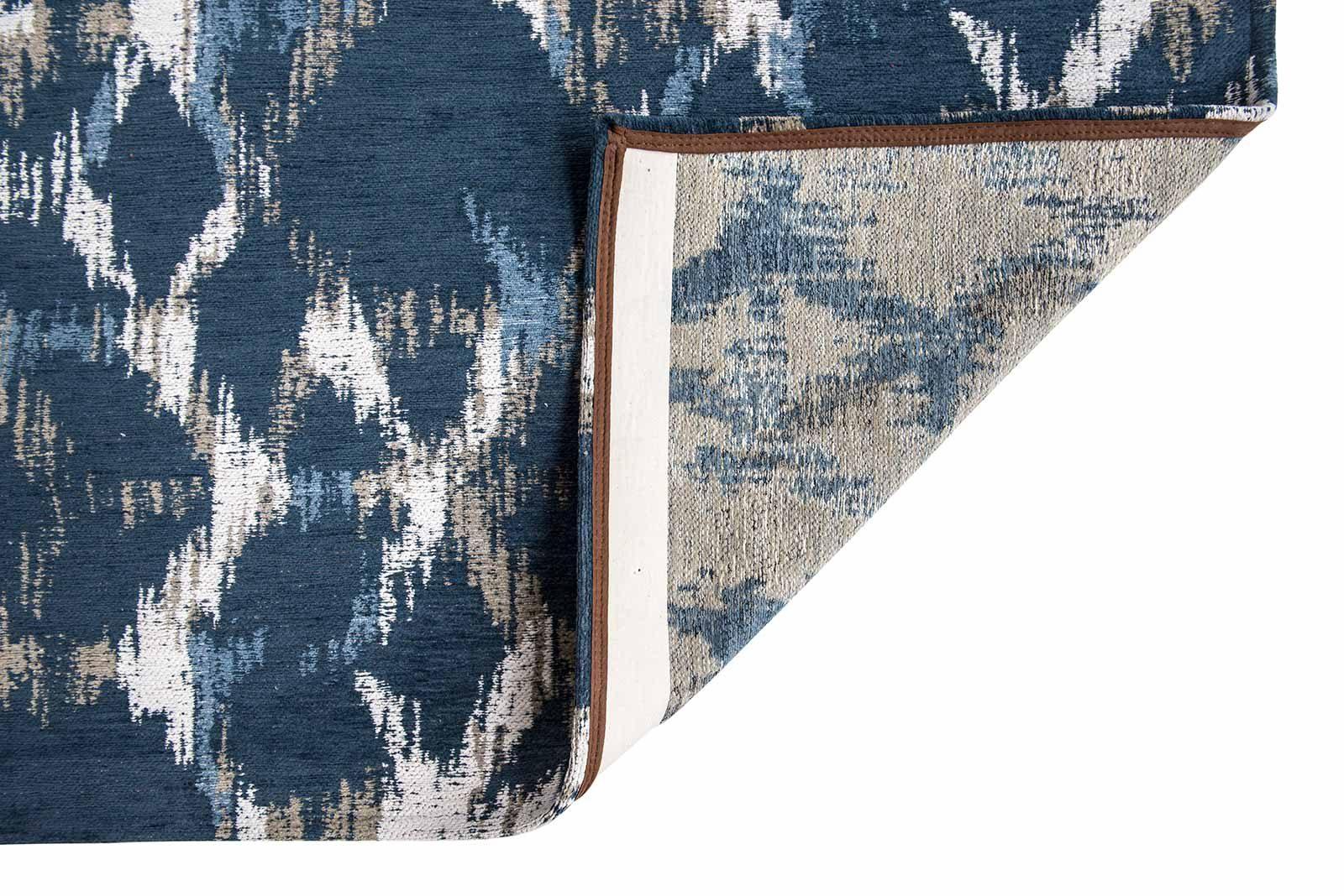 Louis De Poortere alfombras Villa Nova LX 8750 Sudare Indigo back