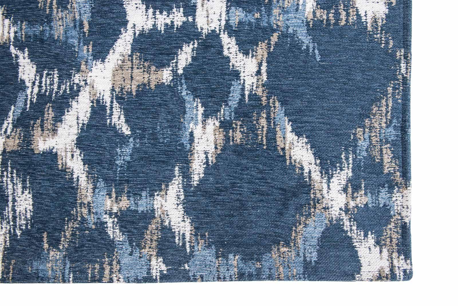 Louis De Poortere alfombras Villa Nova LX 8750 Sudare Indigo corner