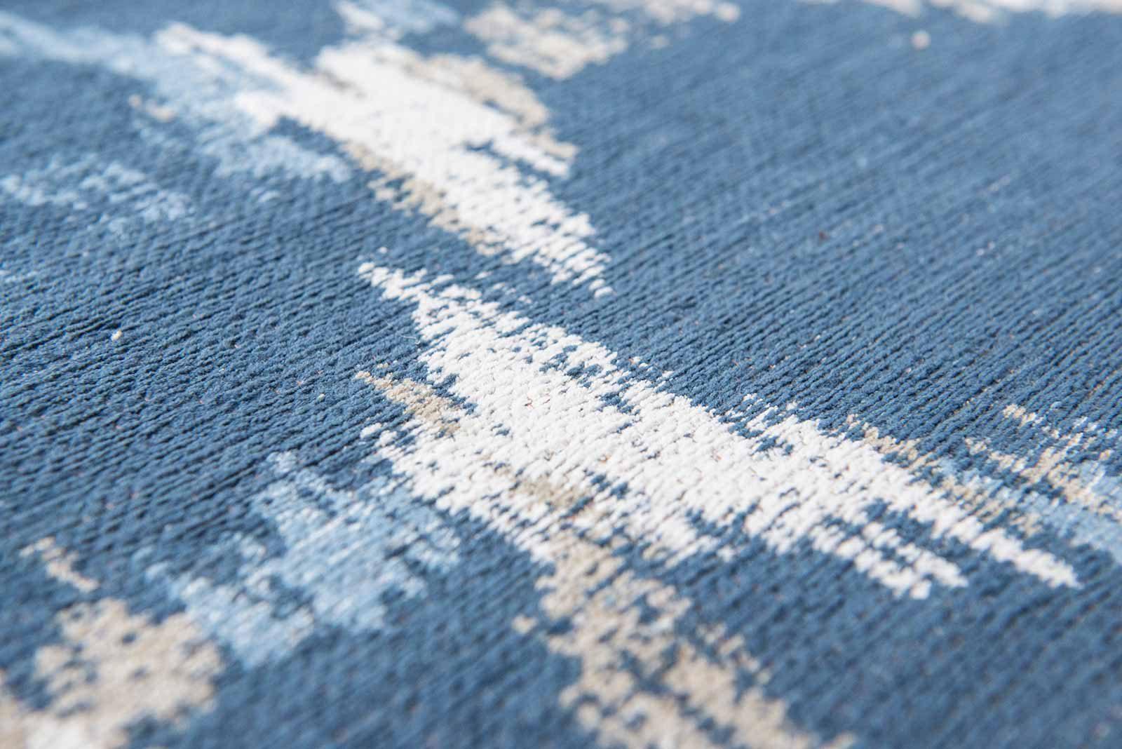 Louis De Poortere alfombras Villa Nova LX 8750 Sudare Indigo zoom