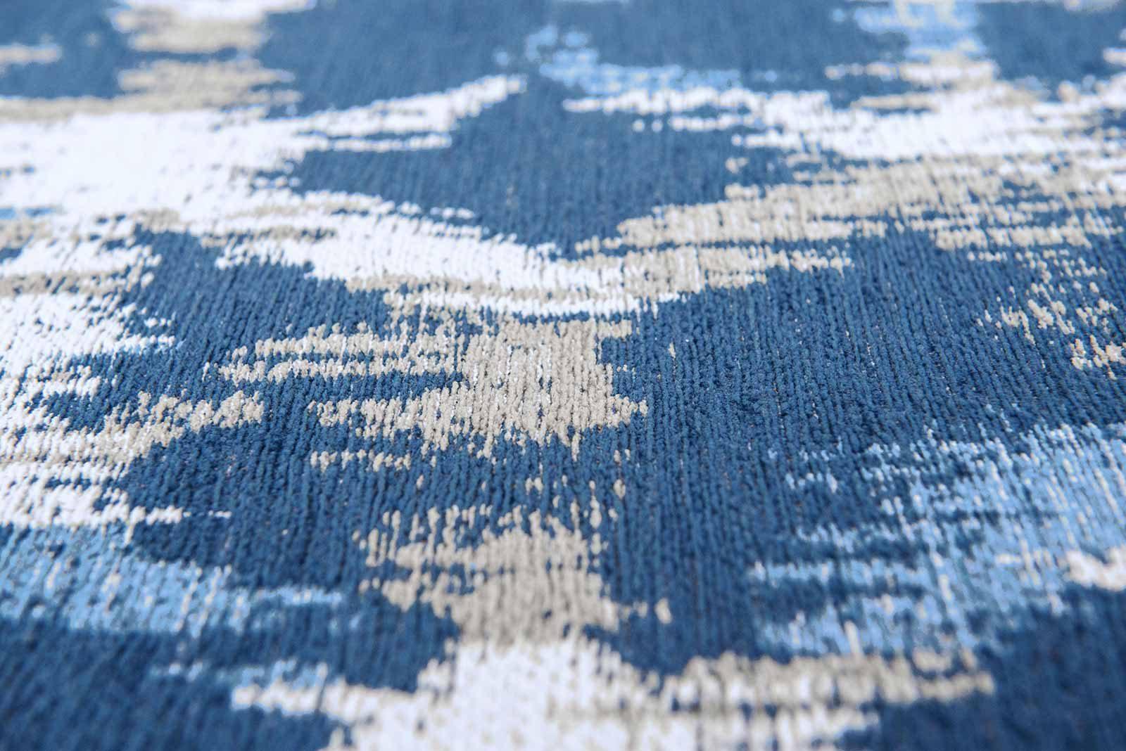Louis De Poortere alfombras Villa Nova LX 8750 Sudare Indigo zoom 4