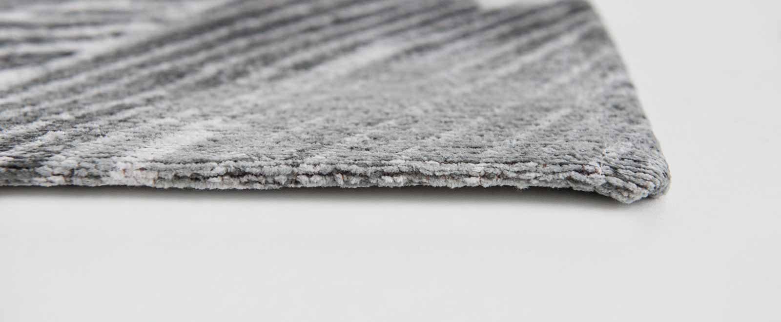 Louis De Poortere alfombras Villa Nova LX 8755 Akina Carbon side