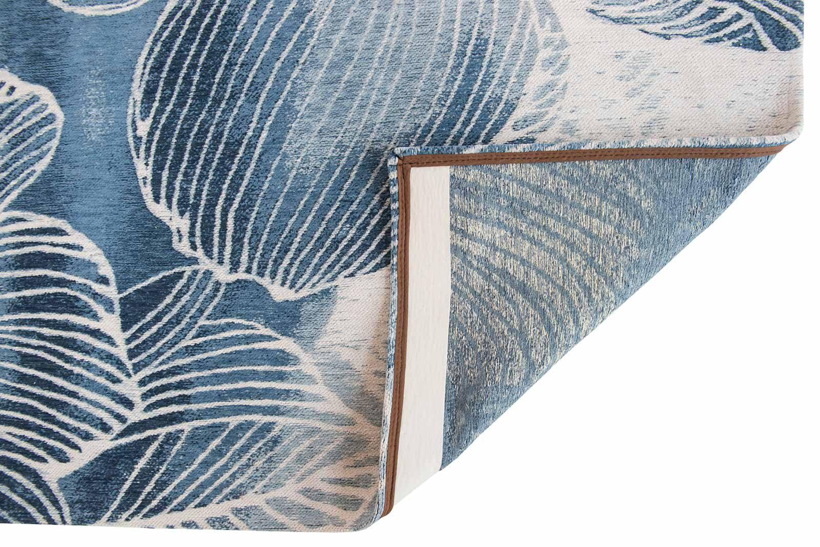 Louis De Poortere alfombras Villa Nova LX 8756 Akina Indigo back