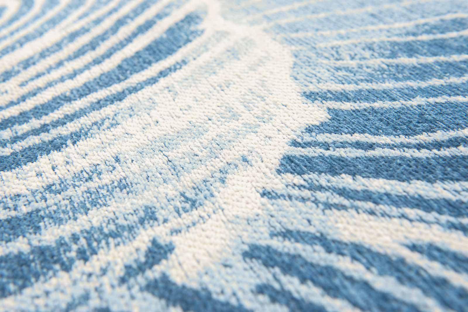 Louis De Poortere alfombras Villa Nova LX 8756 Akina Indigo zoom 6