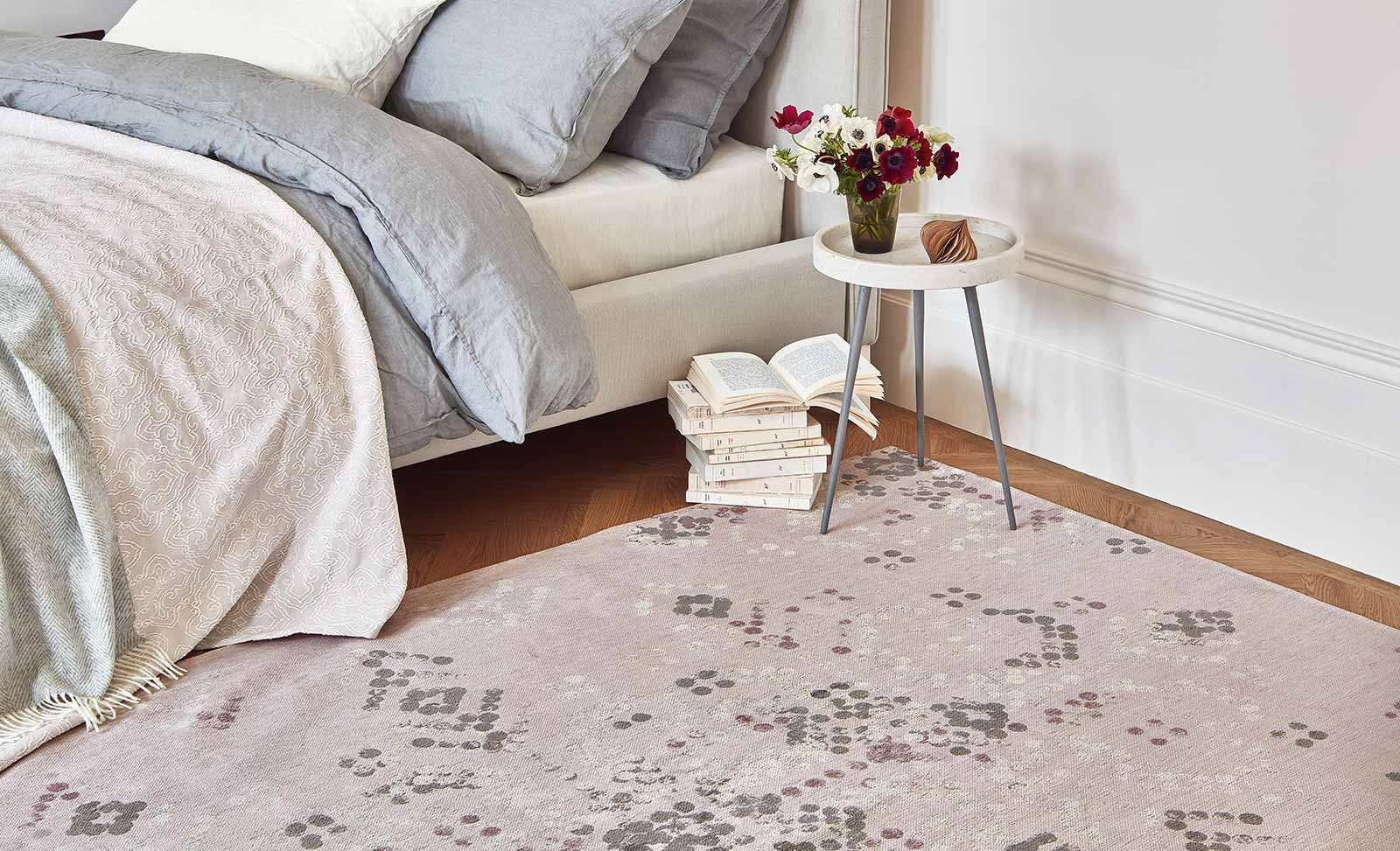 Louis De Poortere alfombras Villa Nova LX 8760 Marit Bramble interior