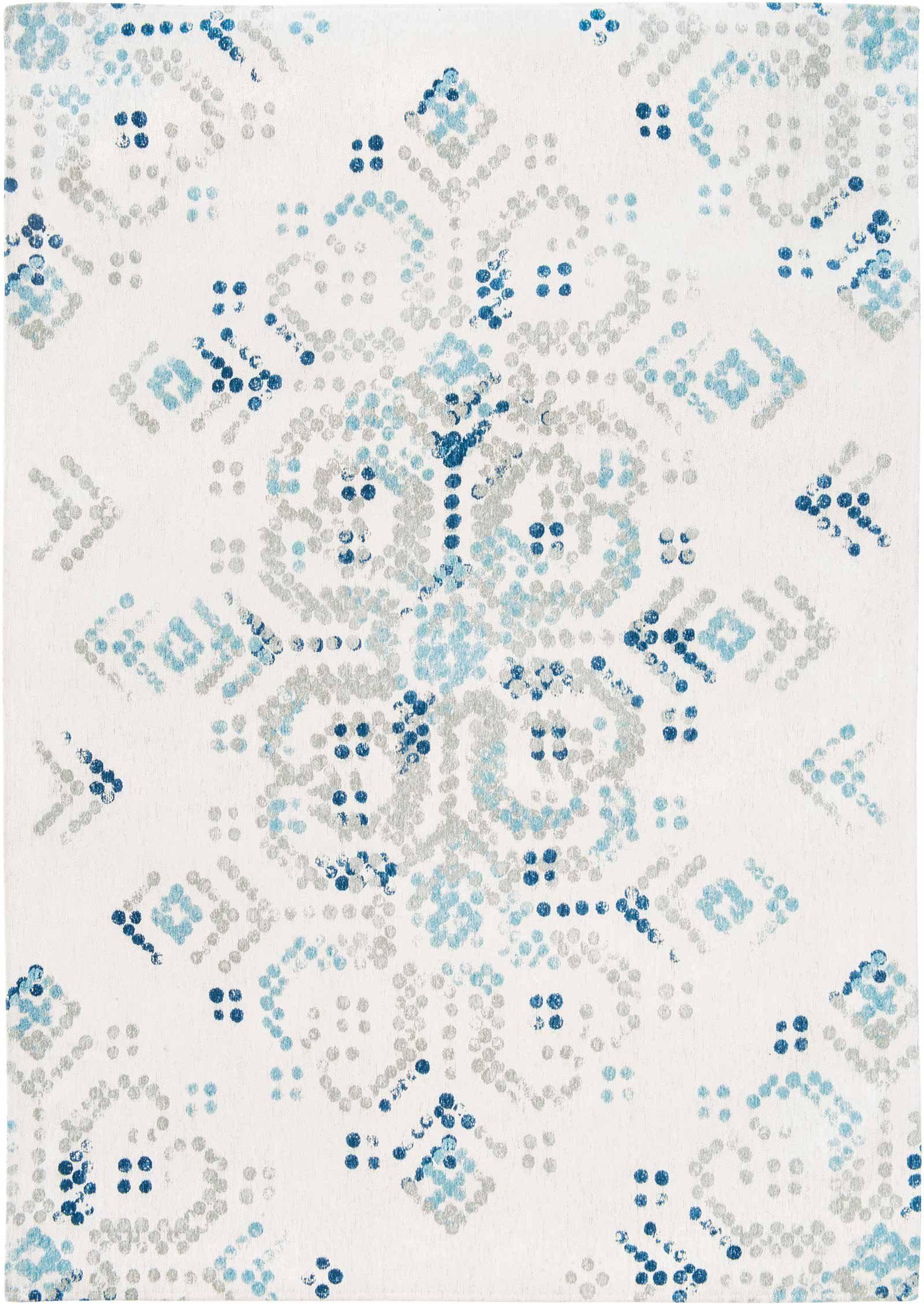 Louis De Poortere alfombras Villa Nova LX 8762 Marit Indigo