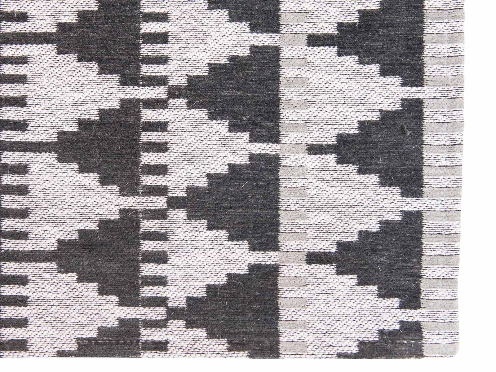 Louis De Poortere alfombras Villa Nova LX 8764 Tobi Onyx corner