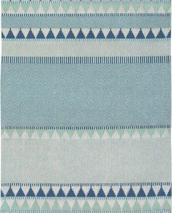Louis De Poortere alfombras Villa Nova LX 8766 Tobi Teal