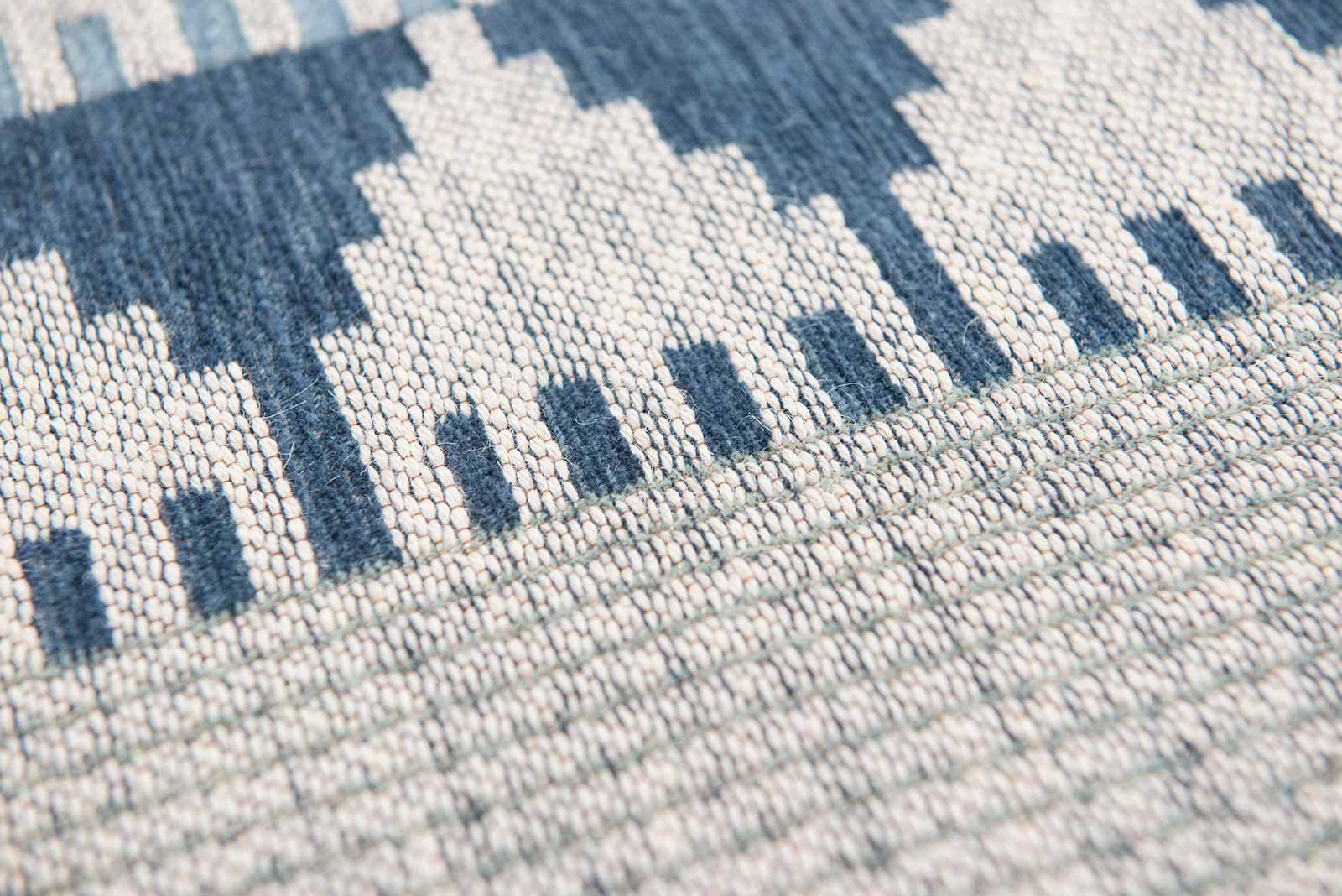 Louis De Poortere alfombras Villa Nova LX 8766 Tobi Teal zoom