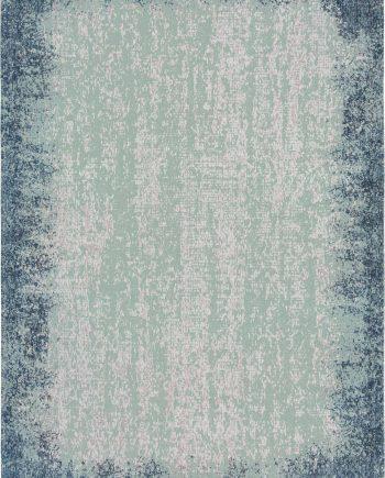 Louis De Poortere alfombras Villa Nova LX 8769 Marka Teal