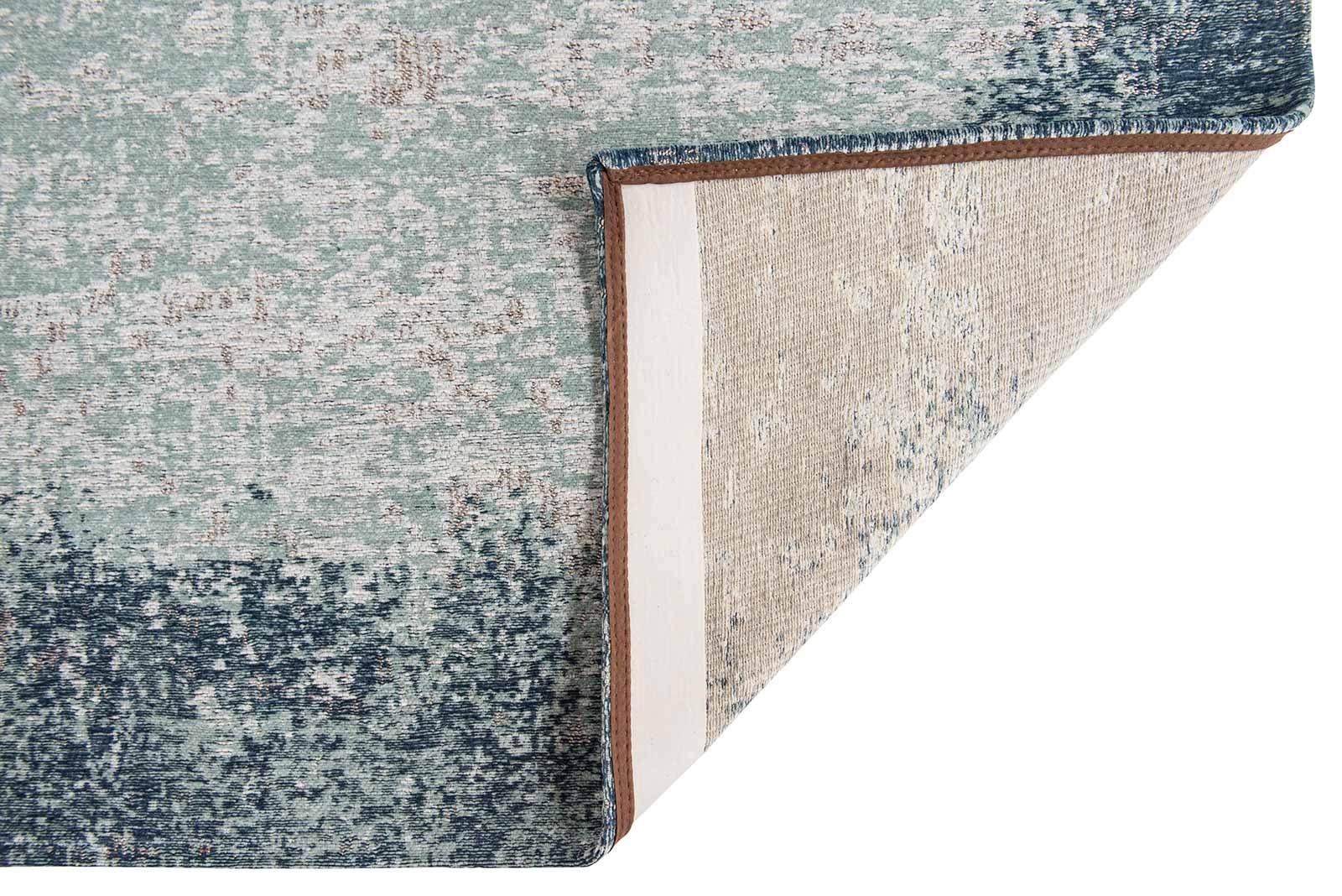Louis De Poortere alfombras Villa Nova LX 8769 Marka Teal back