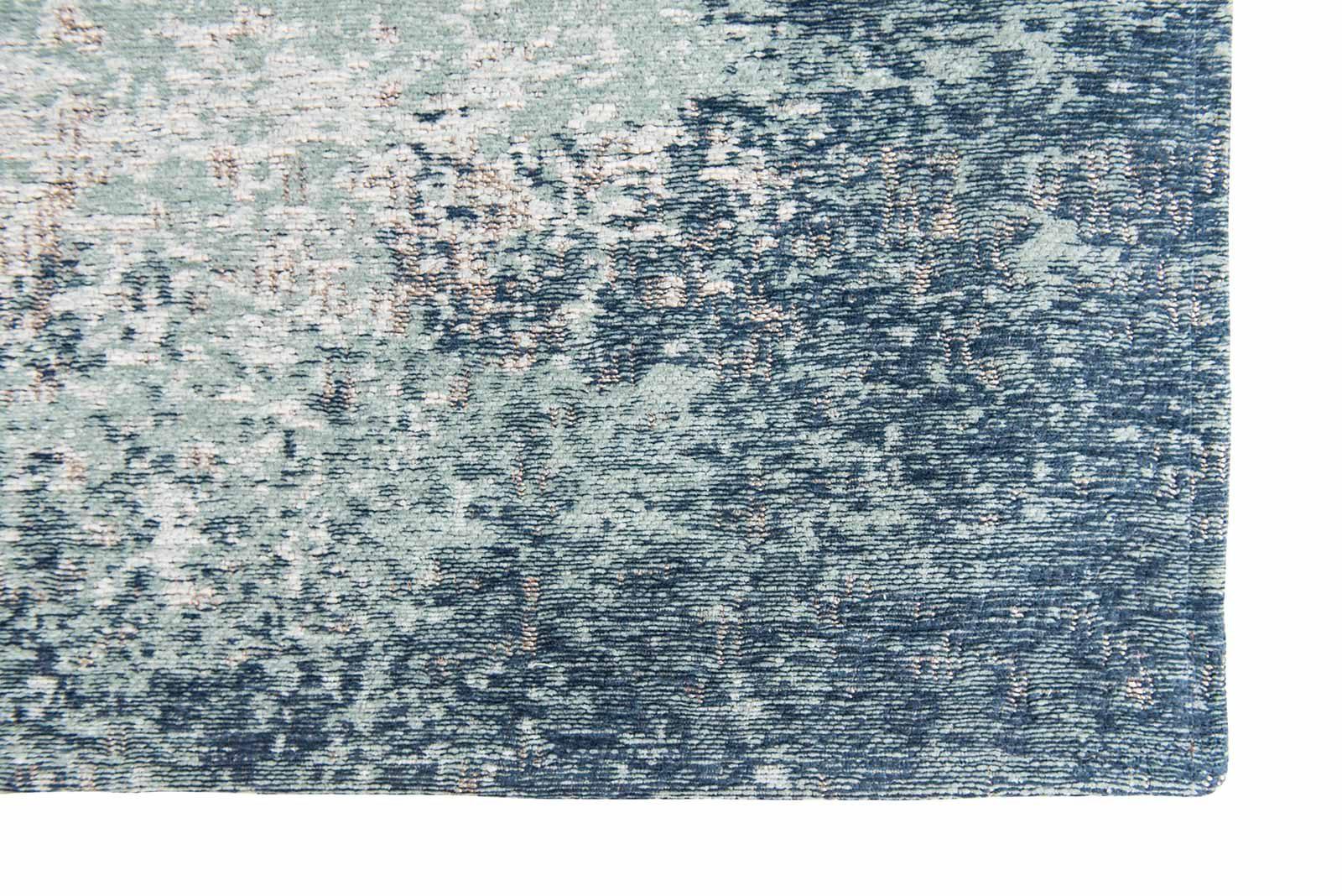 Louis De Poortere alfombras Villa Nova LX 8769 Marka Teal corner