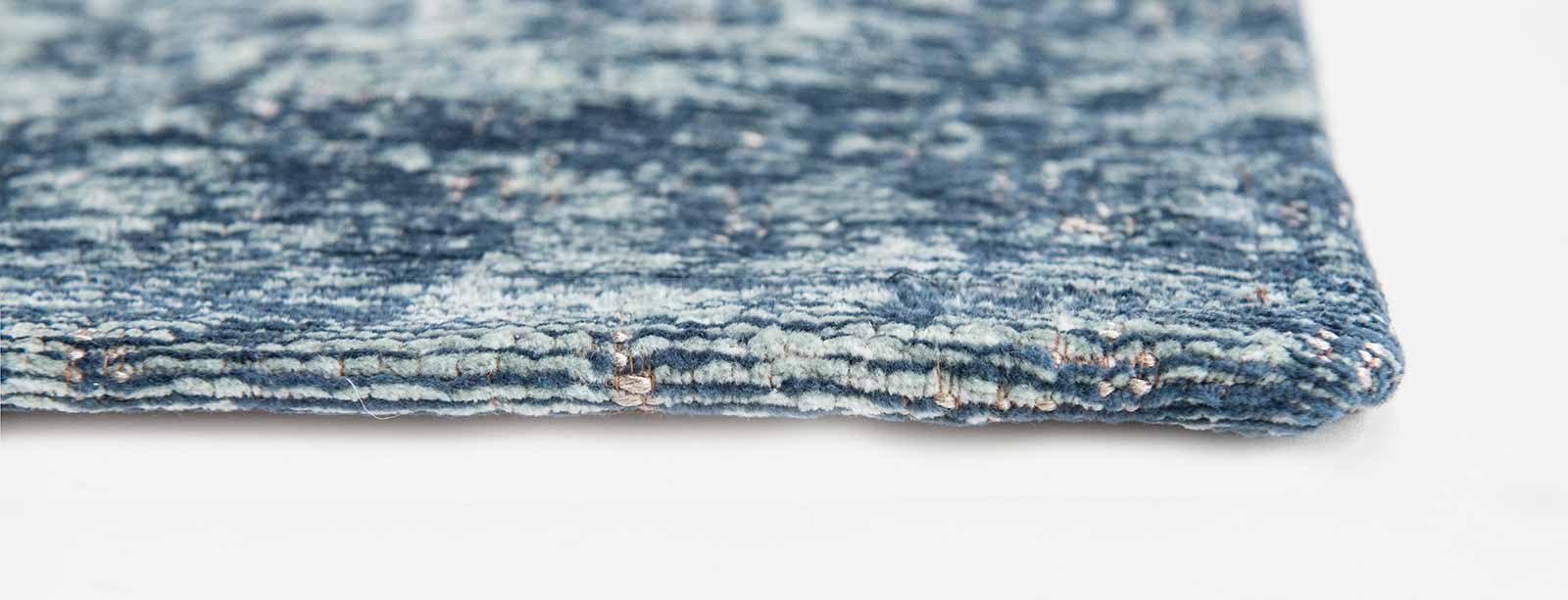 Louis De Poortere alfombras Villa Nova LX 8769 Marka Teal side