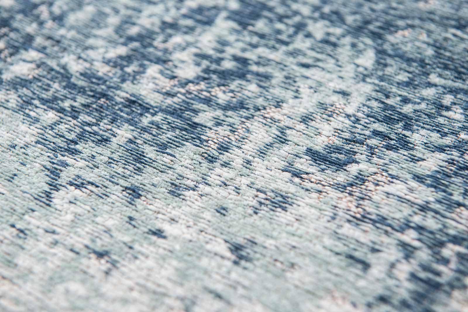 Louis De Poortere alfombras Villa Nova LX 8769 Marka Teal zoom