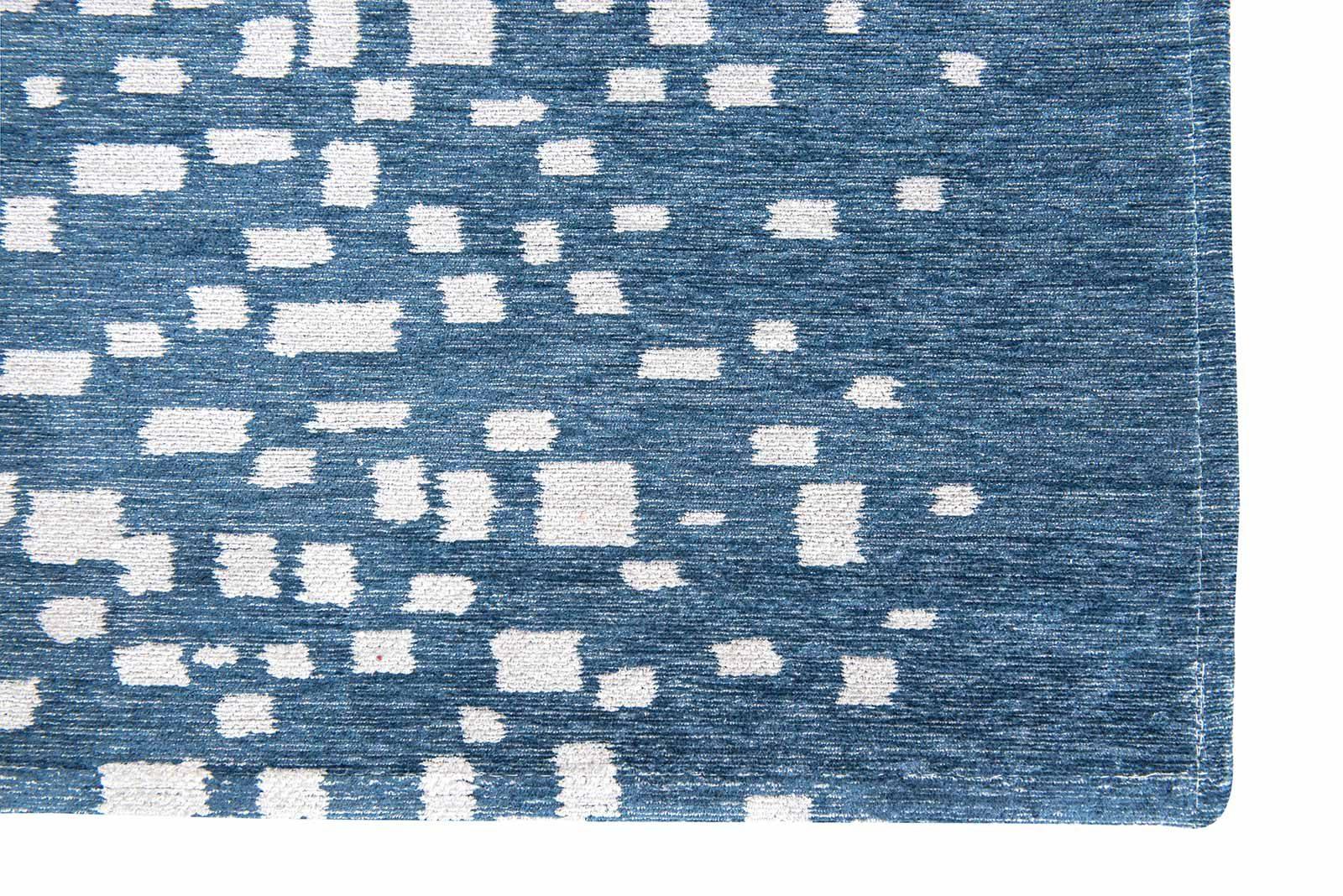 Louis De Poortere alfombras Villa Nova LX 8777 Freyr Indigo corner