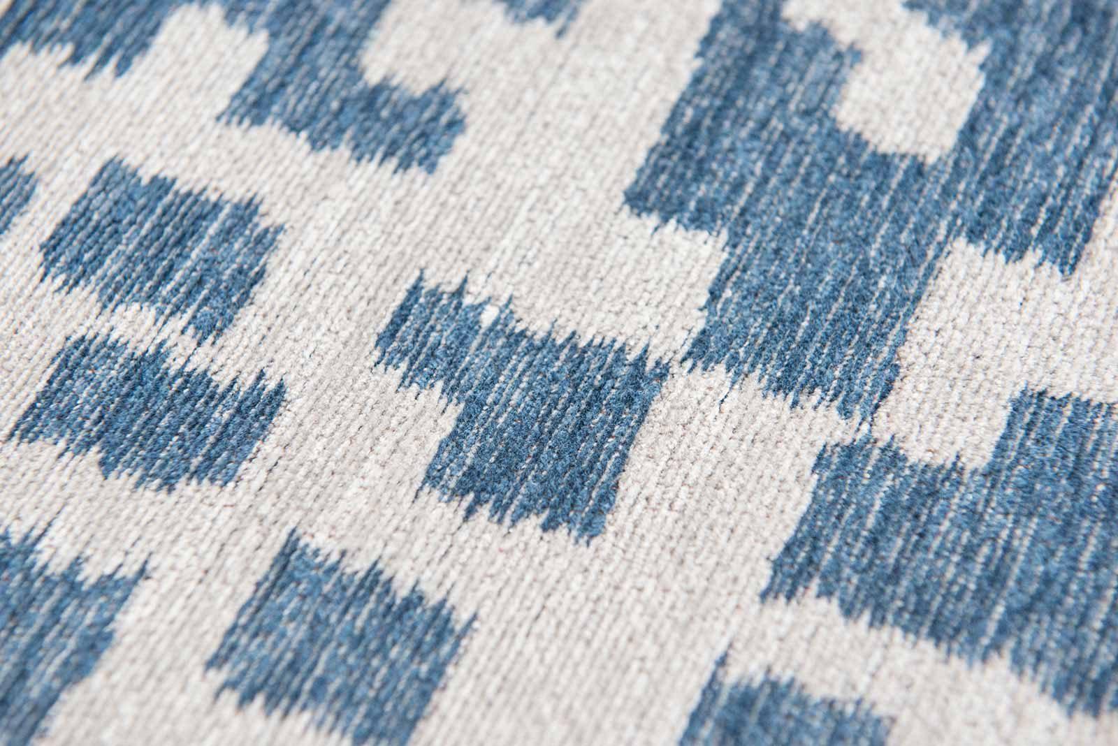 Louis De Poortere alfombras Villa Nova LX 8777 Freyr Indigo zoom