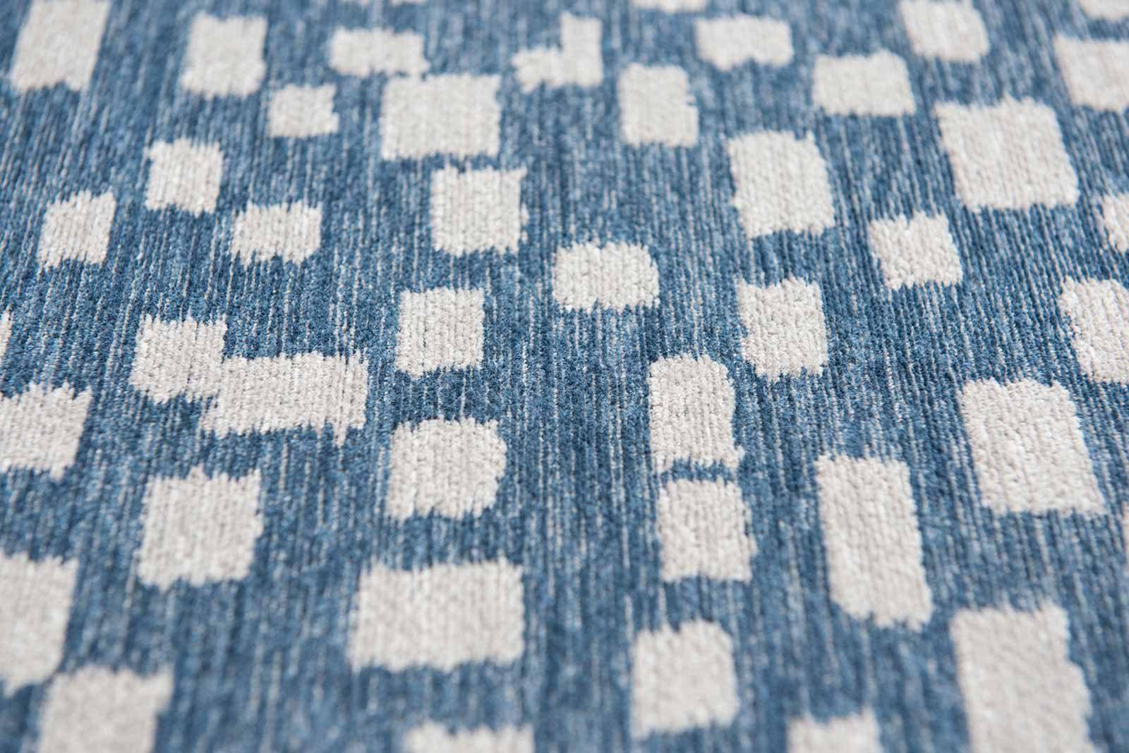 Louis De Poortere alfombras Villa Nova LX 8777 Freyr Indigo zoom 2
