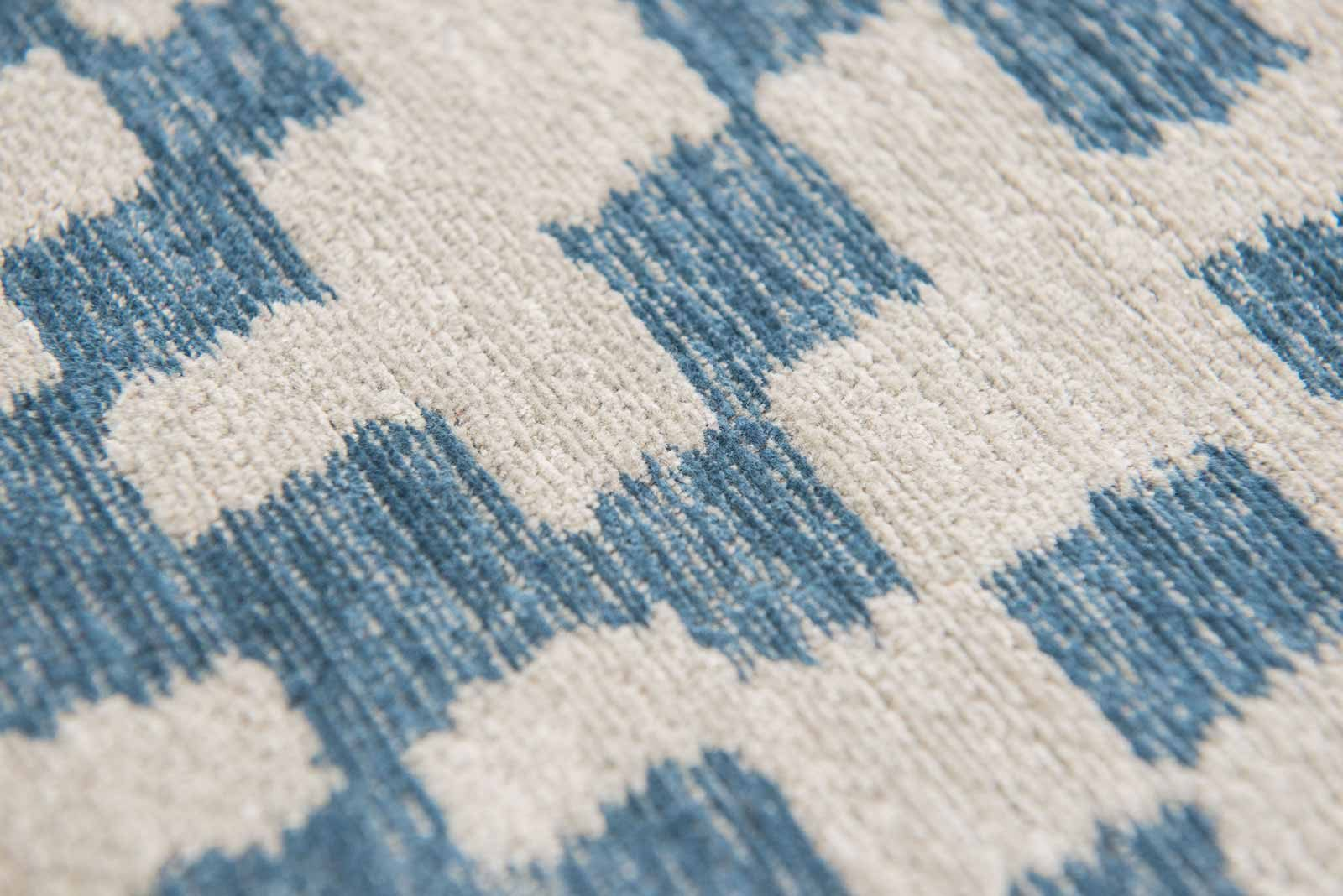 Louis De Poortere alfombras Villa Nova LX 8777 Freyr Indigo zoom 3