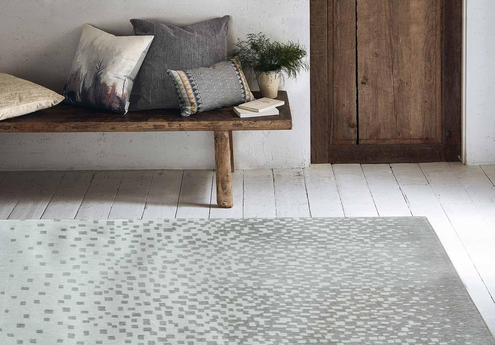 Louis De Poortere alfombras Villa Nova LX 8778 Freyr Verdigris interior