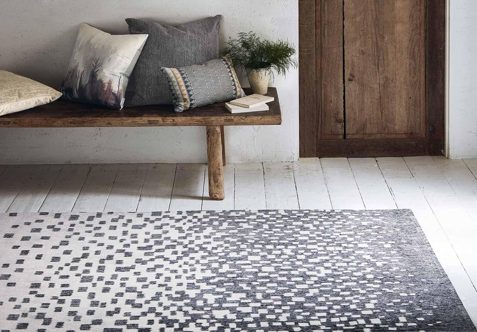 Louis De Poortere alfombras Villa Nova LX 8779 Freyr Carbon interior