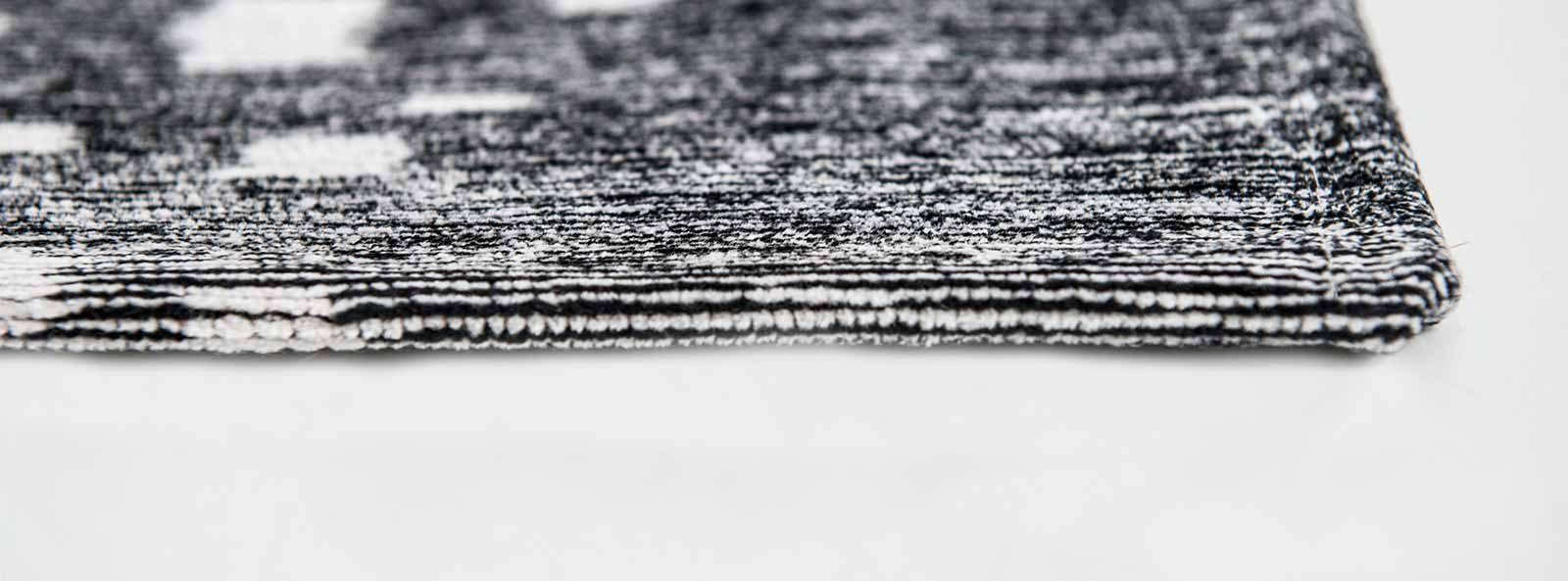 Louis De Poortere alfombras Villa Nova LX 8779 Freyr Carbon side