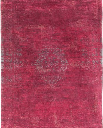 alfombras Louis De Poortere LX8260 Fading World Medaillon Scarlet