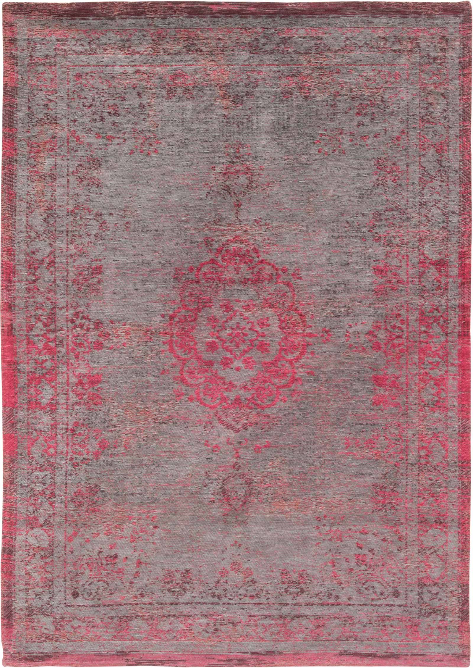 alfombras Louis De Poortere LX8261 Fading World Medaillon Pink Flash