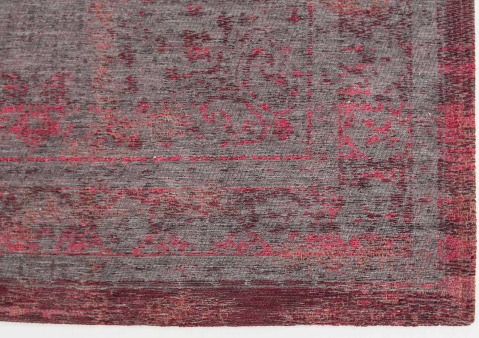 alfombras Louis De Poortere LX8261 Fading World Medaillon Pink Flash corner