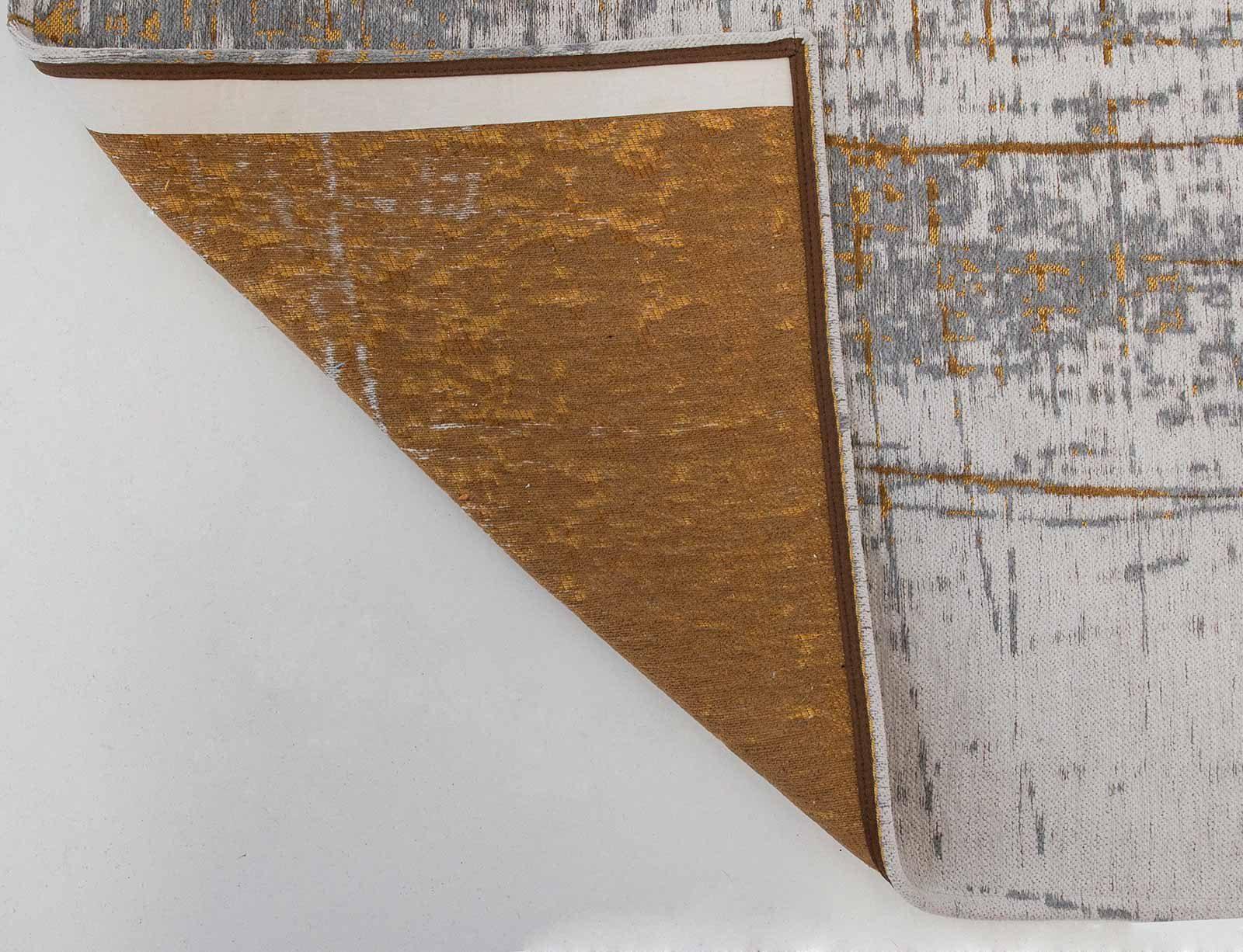 alfombras Louis De Poortere LX8419 Mad Men Griff Columbus Gold back