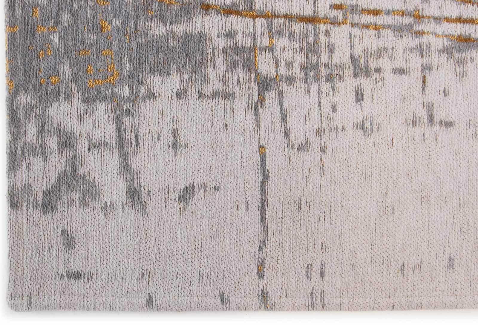 alfombras Louis De Poortere LX8419 Mad Men Griff Columbus Gold corner