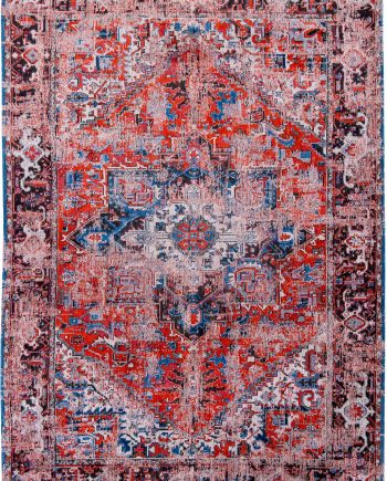 alfombras Louis De Poortere LX8703 Antiquarian Antique Heriz Classic Brick