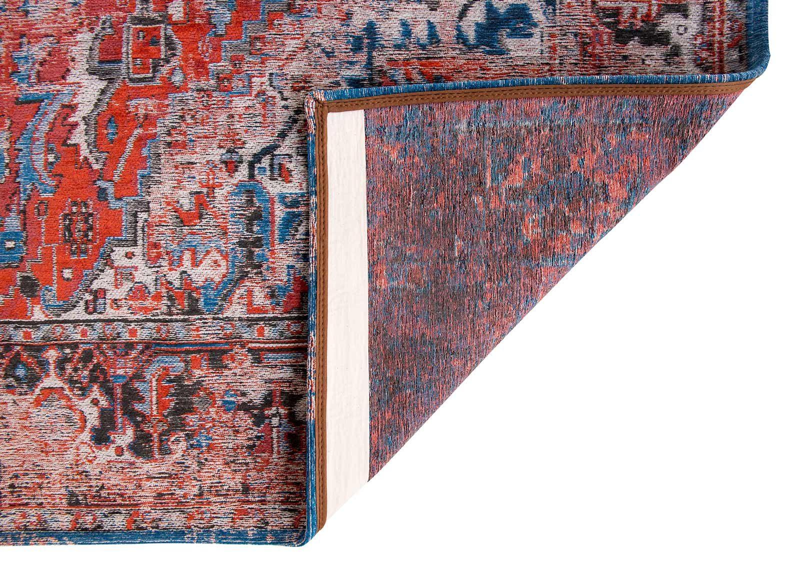 alfombras Louis De Poortere LX8703 Antiquarian Antique Heriz Classic Brick back