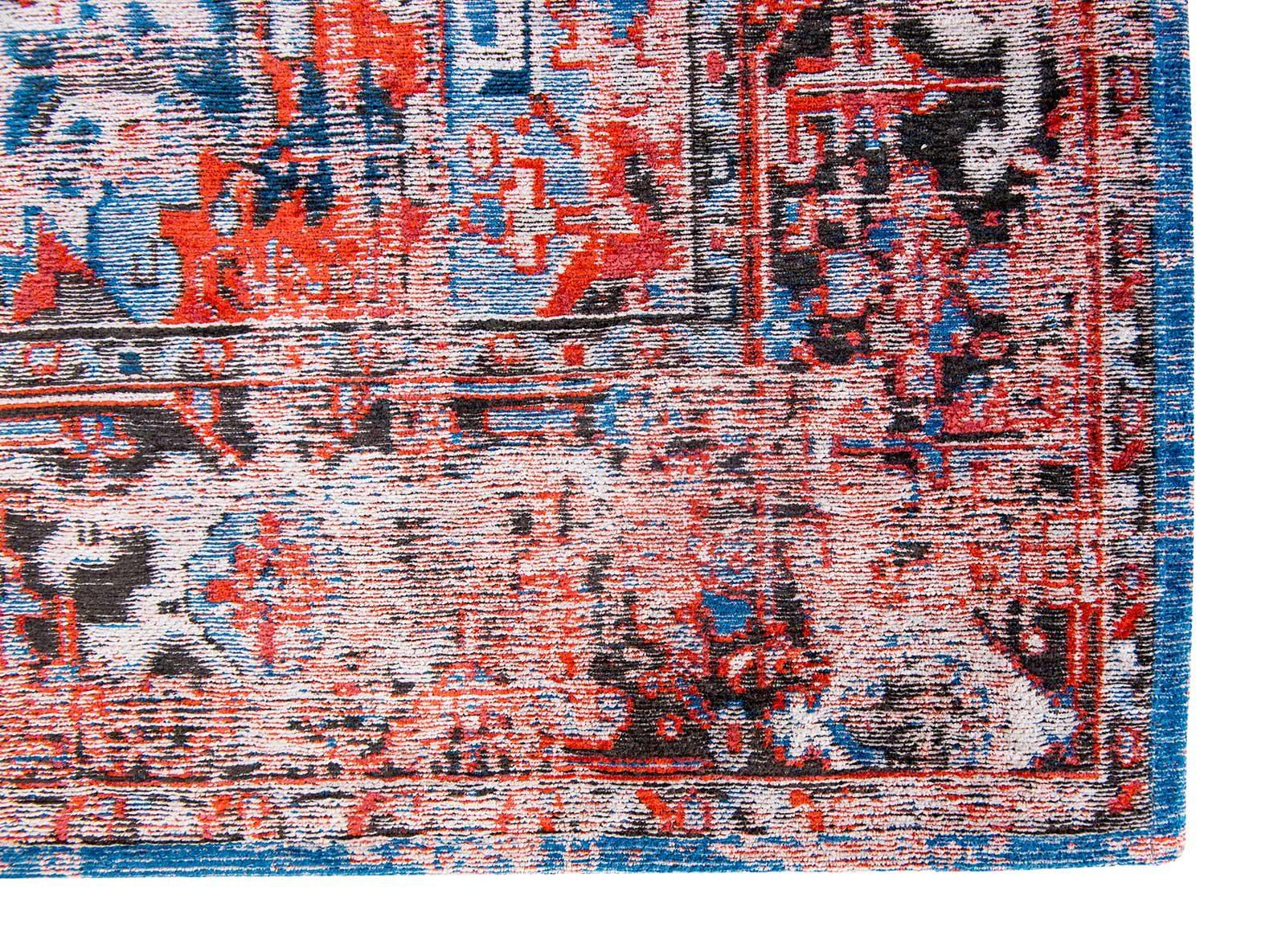 alfombras Louis De Poortere LX8703 Antiquarian Antique Heriz Classic Brick corner