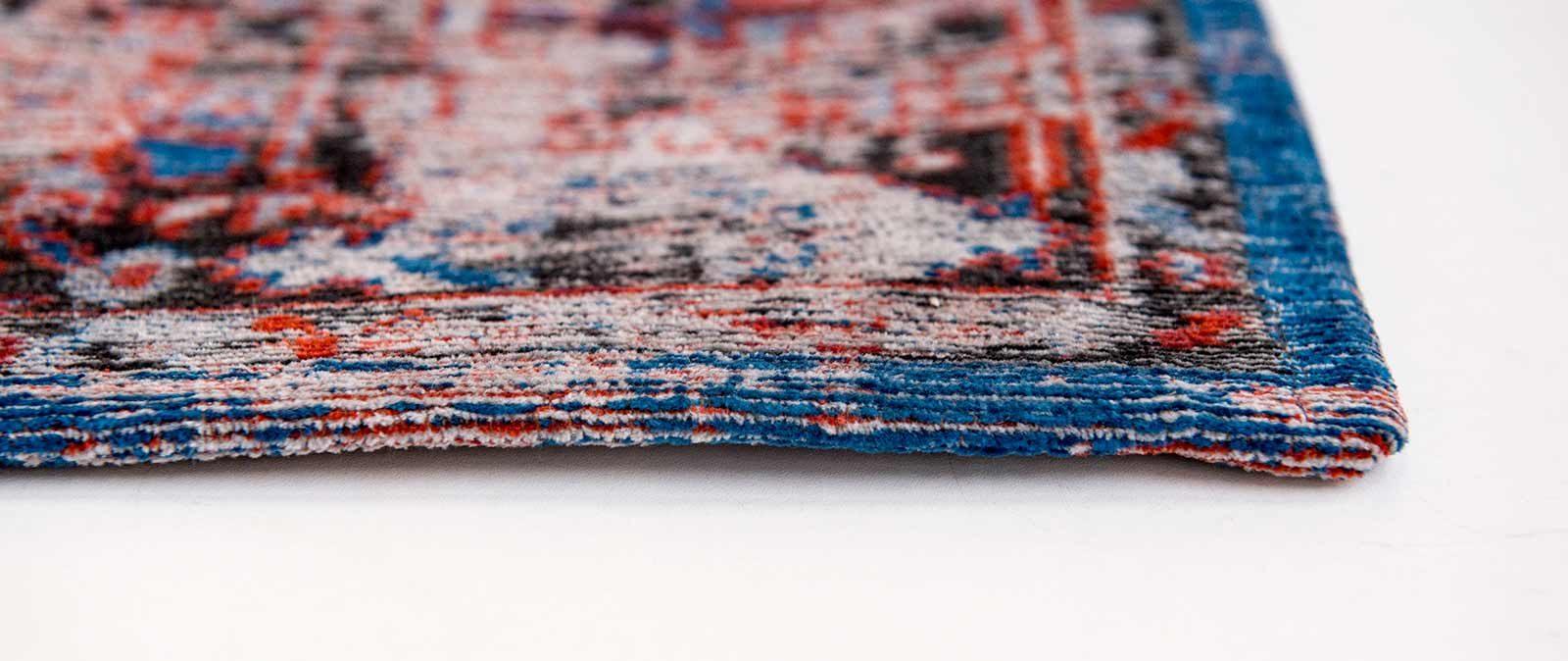 alfombras Louis De Poortere LX8703 Antiquarian Antique Heriz Classic Brick side