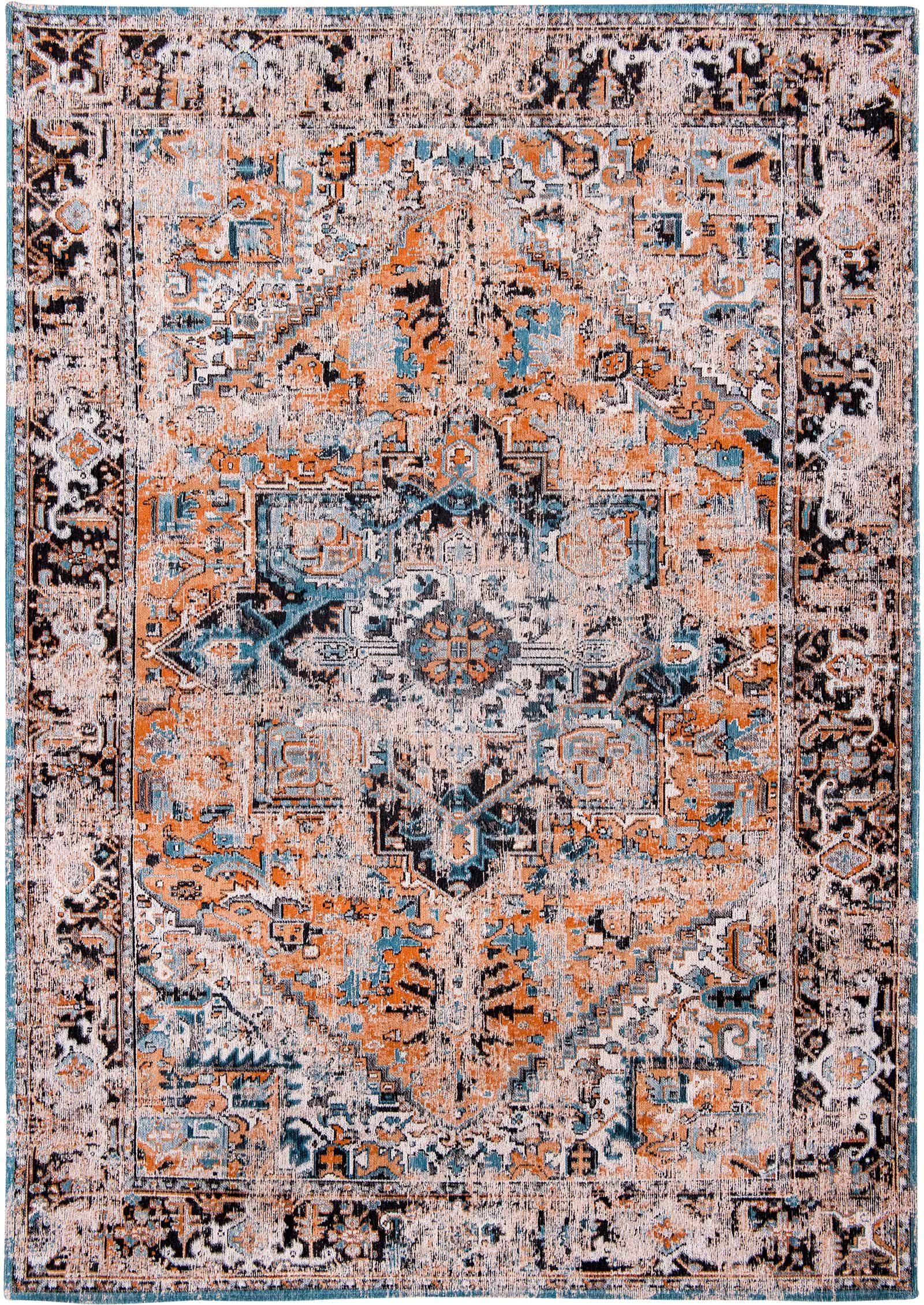 alfombras Louis De Poortere LX8705 Antiquarian Antique Heriz Seray Orange