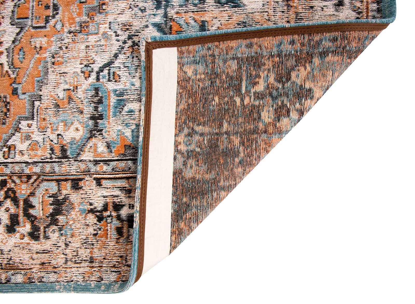 alfombras Louis De Poortere LX8705 Antiquarian Antique Heriz Seray Orange back