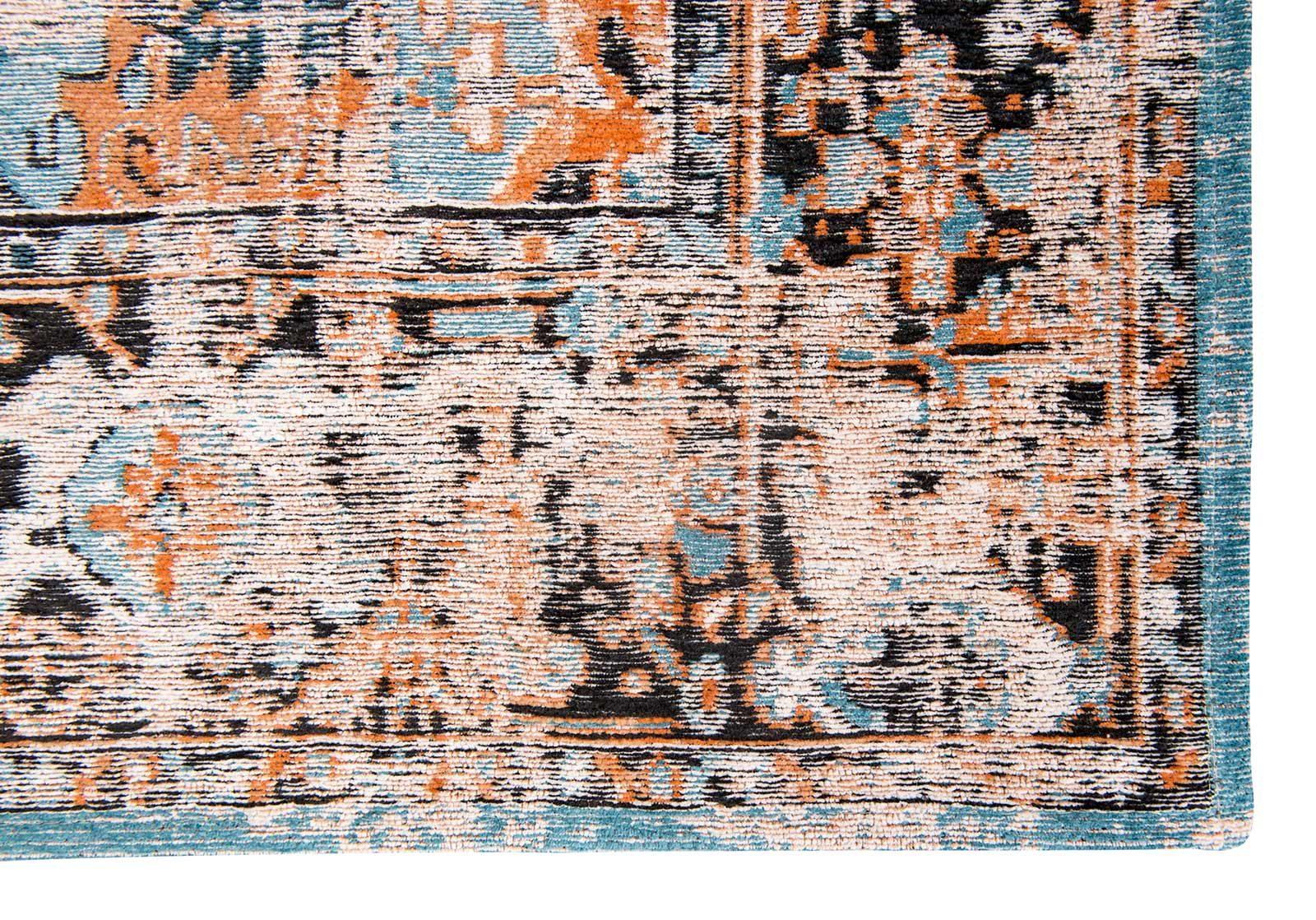 alfombras Louis De Poortere LX8705 Antiquarian Antique Heriz Seray Orange corner