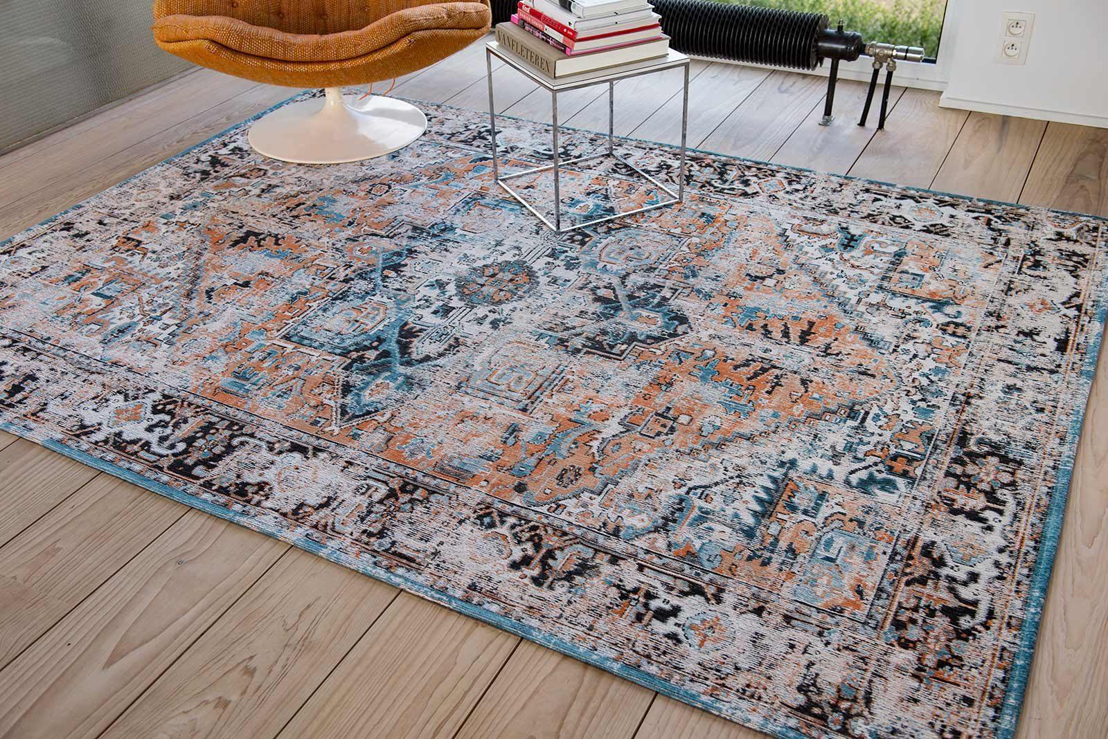 alfombras Louis De Poortere LX8705 Antiquarian Antique Heriz Seray Orange interior
