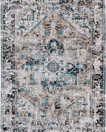 alfombras Louis De Poortere LX8708 Antiquarian Antique Heriz Golden Horn Beige