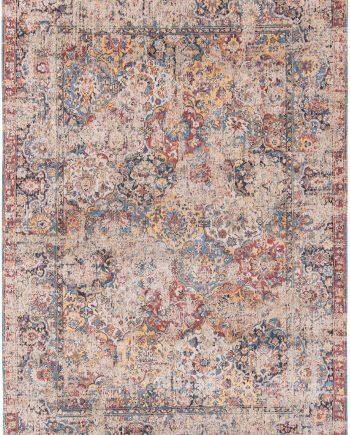 alfombras Louis De Poortere LX8713 Antiquarian Antique Bakthiari Khedive Multi