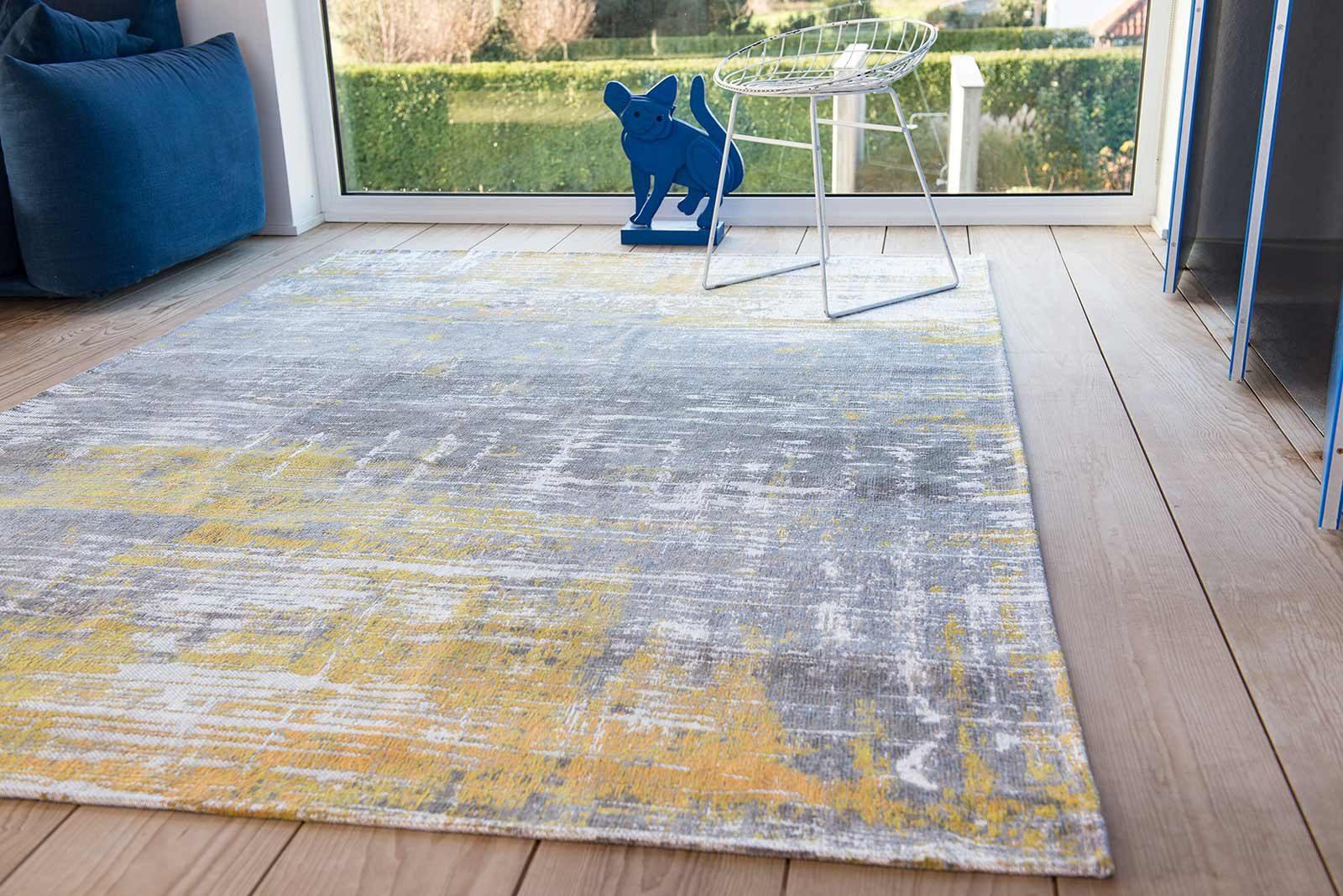 alfombras Louis De Poortere LX8715 Atlantic Streaks Sea Bright Sunny interior