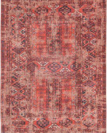 alfombras Louis De Poortere LX8719 Antiquarian Antique Hadschlu 782 Red
