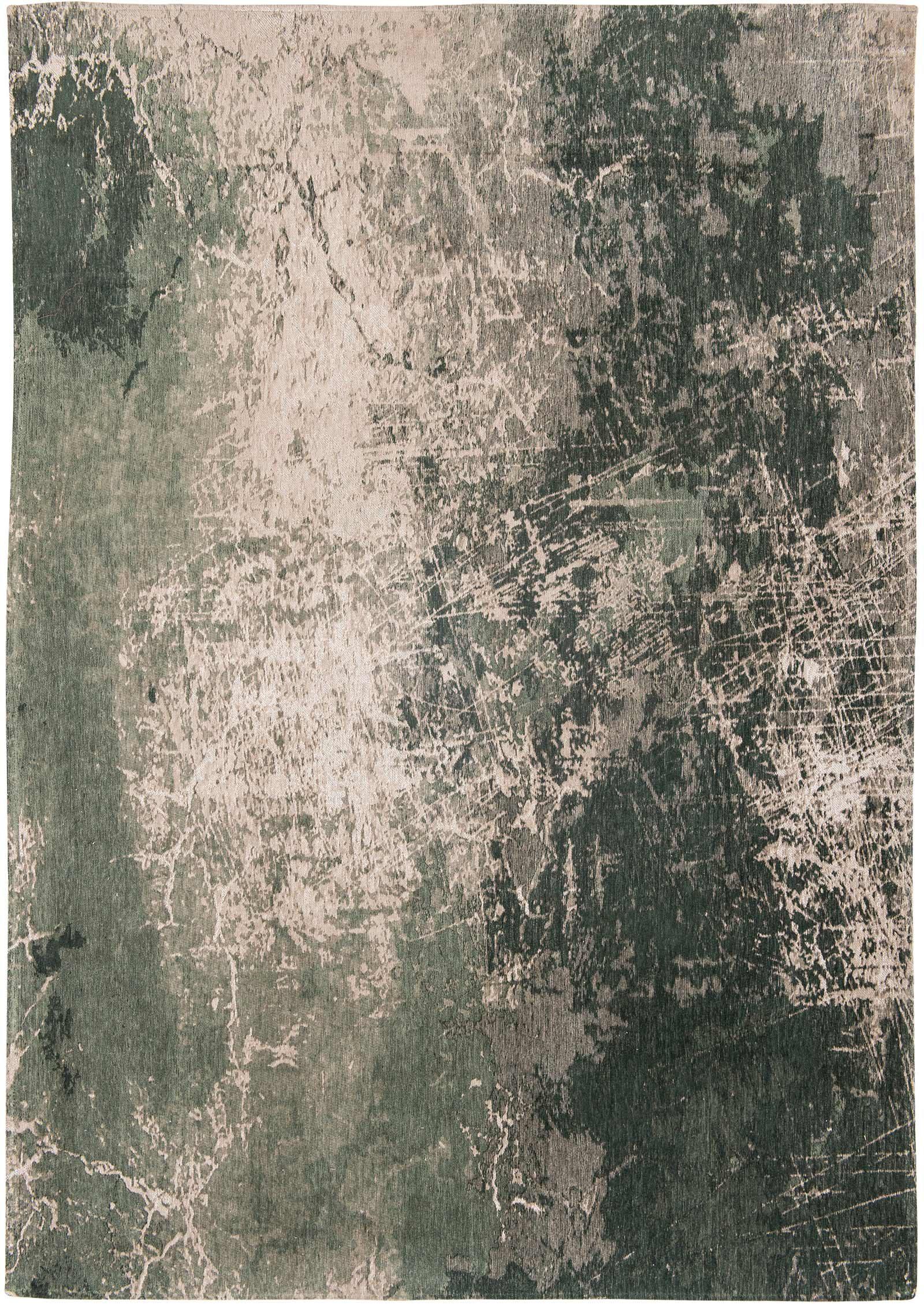 alfombras Louis De Poortere LX8723 Mad Men Cracks Dark Pine