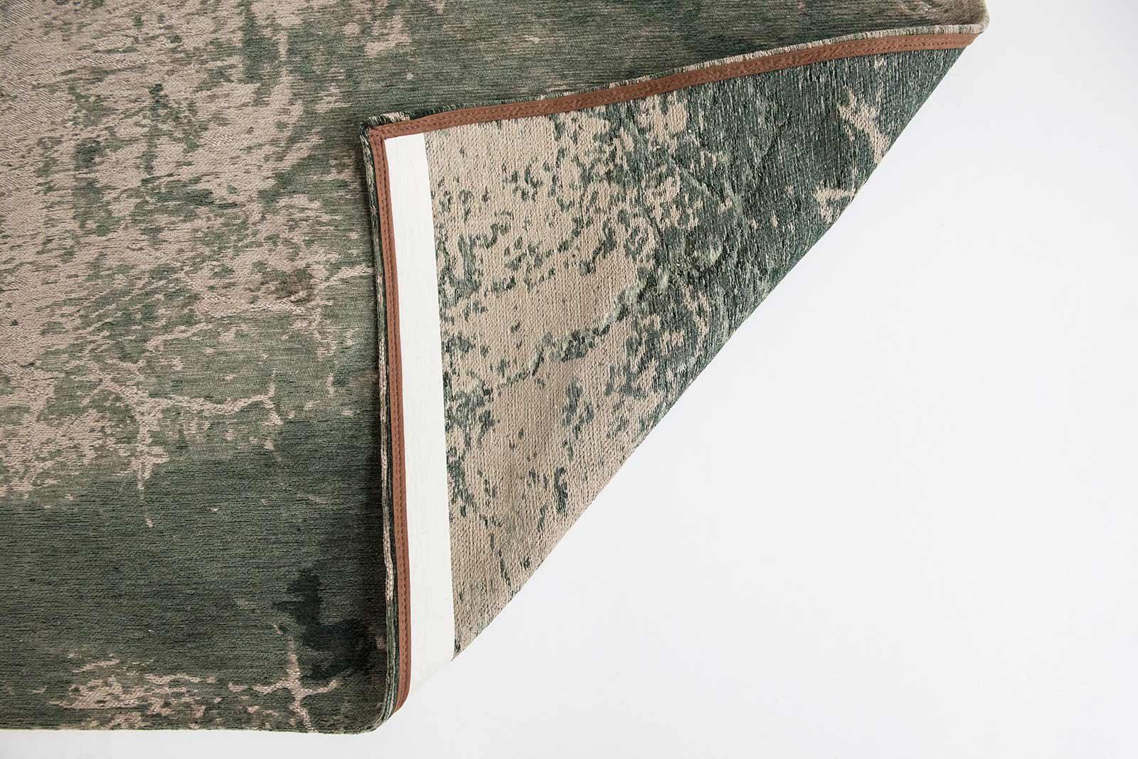 alfombras Louis De Poortere LX8723 Mad Men Cracks Dark Pine back