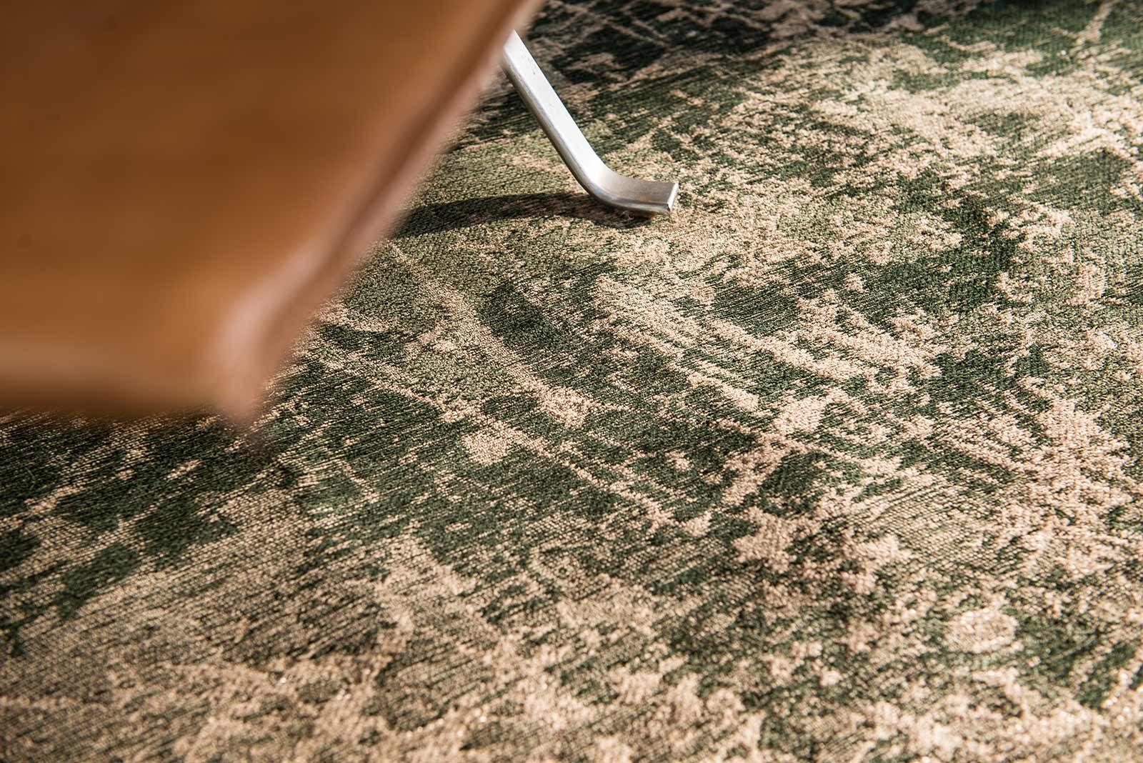 alfombras Louis De Poortere LX8723 Mad Men Cracks Dark Pine interior 2
