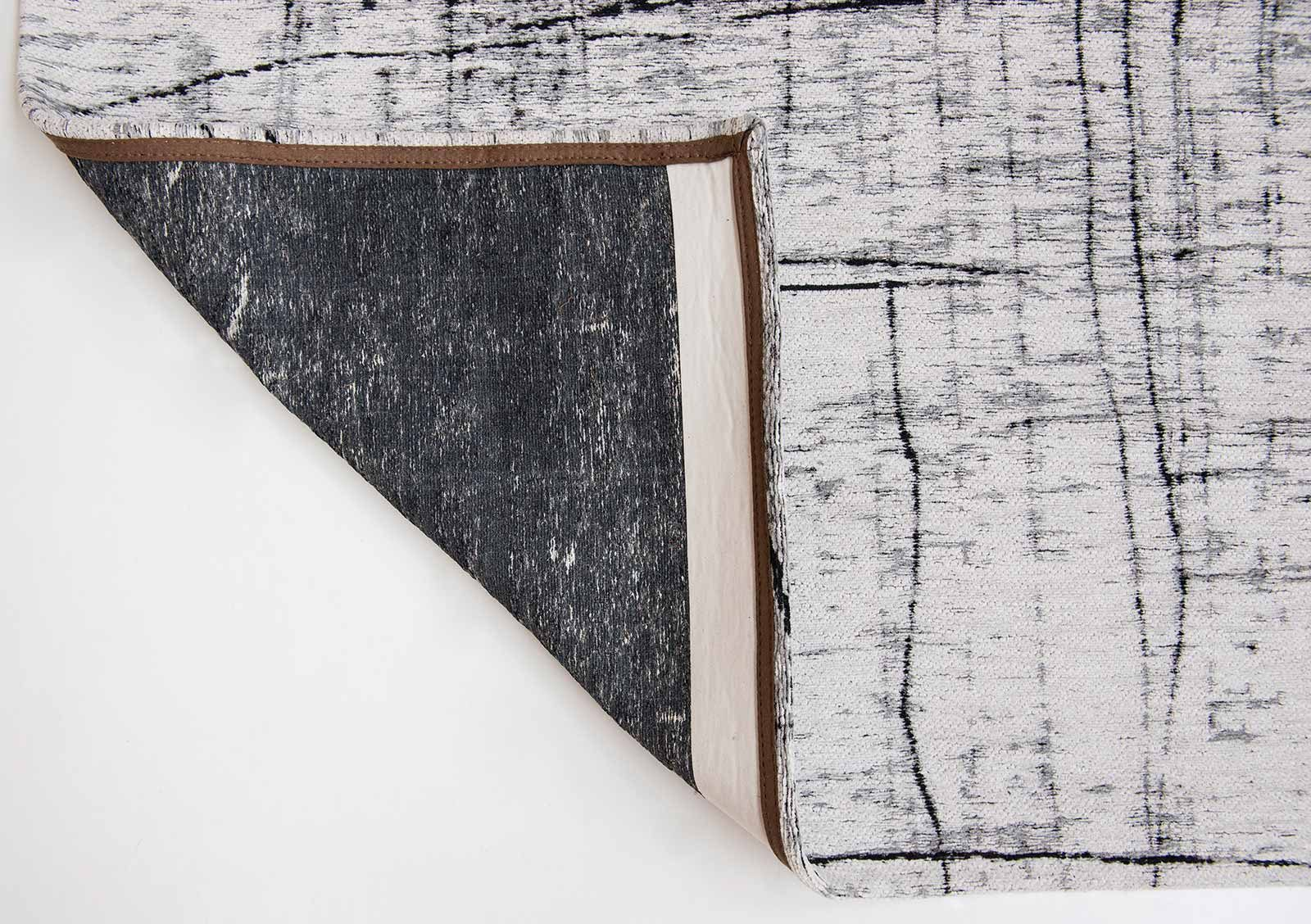 alfombras Louis De Poortere LX8926 Mad Men Griff Metro Black and White back