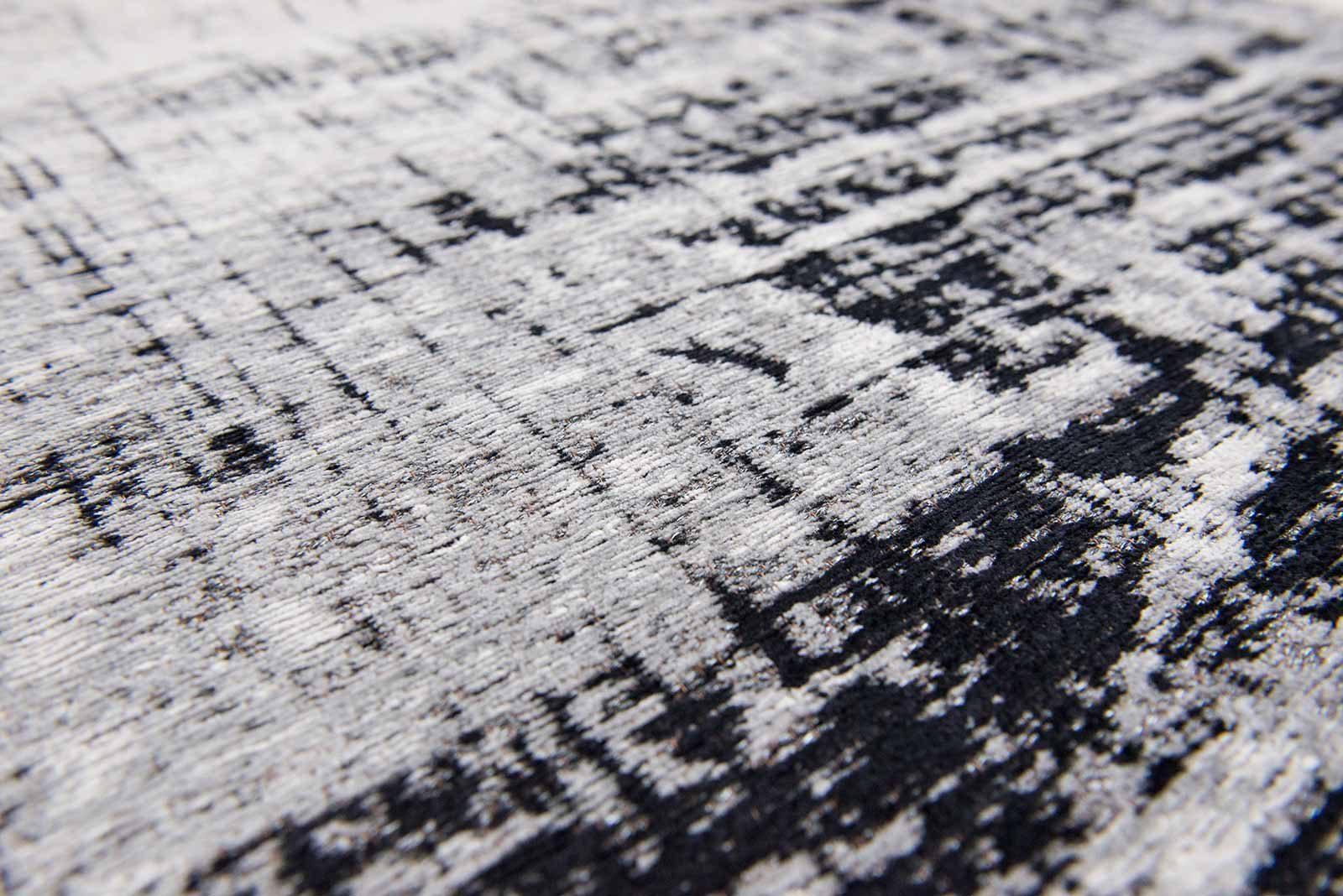 alfombras Louis De Poortere LX8926 Mad Men Griff Metro Black and White zoom