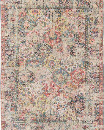 alfombras Louis De Poortere LX8712 Antiquarian Antique Bakthiari Janissary Multi