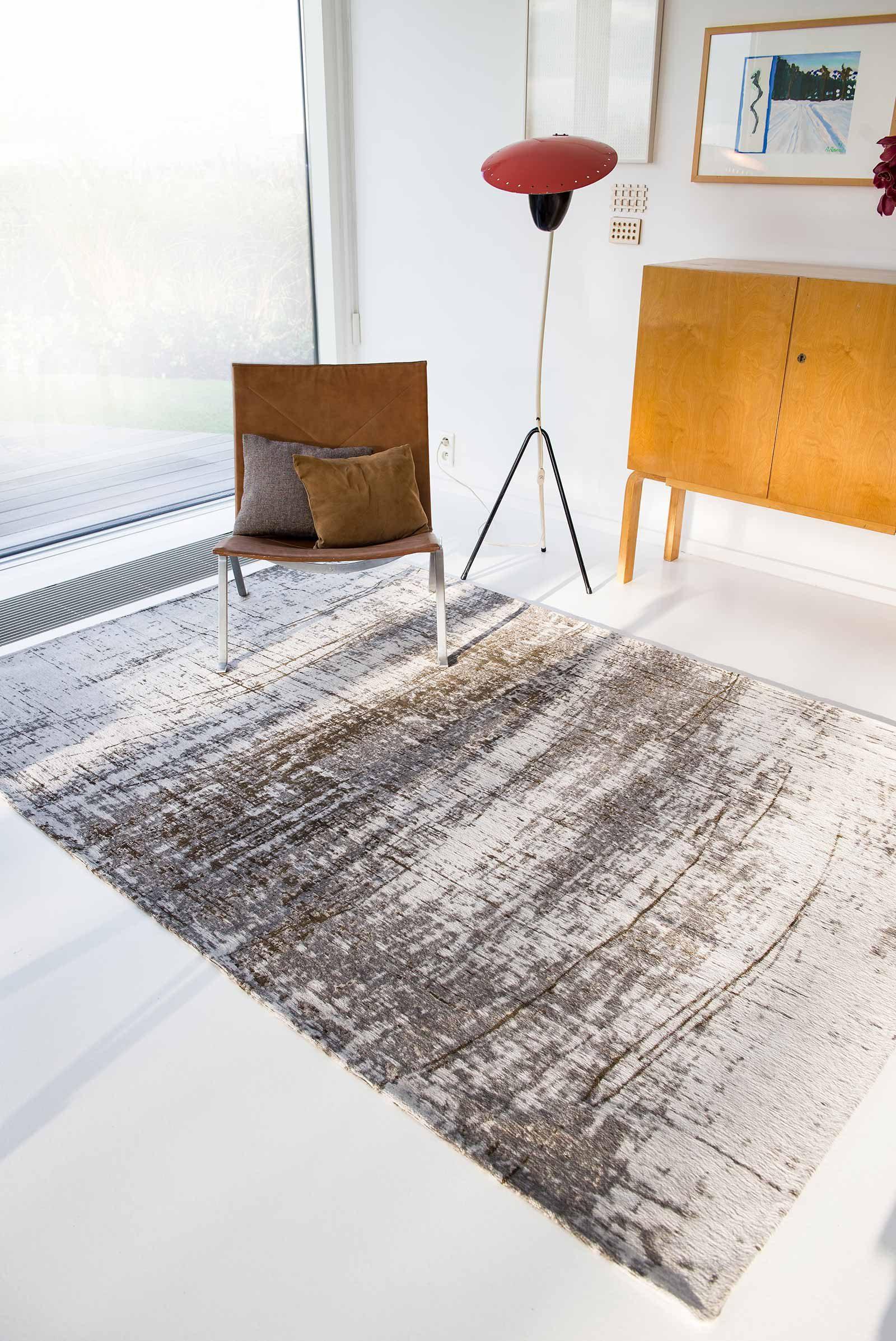 alfombras Louis De Poortere LX 8785 Mad Men Griff Concrete Jungle interior