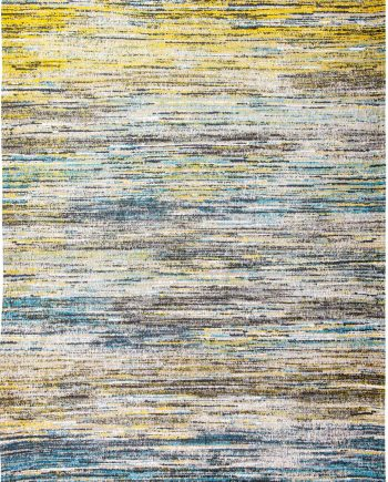 alfombras Louis De Poortere LX 8873 Sari Blue Yellow Mix